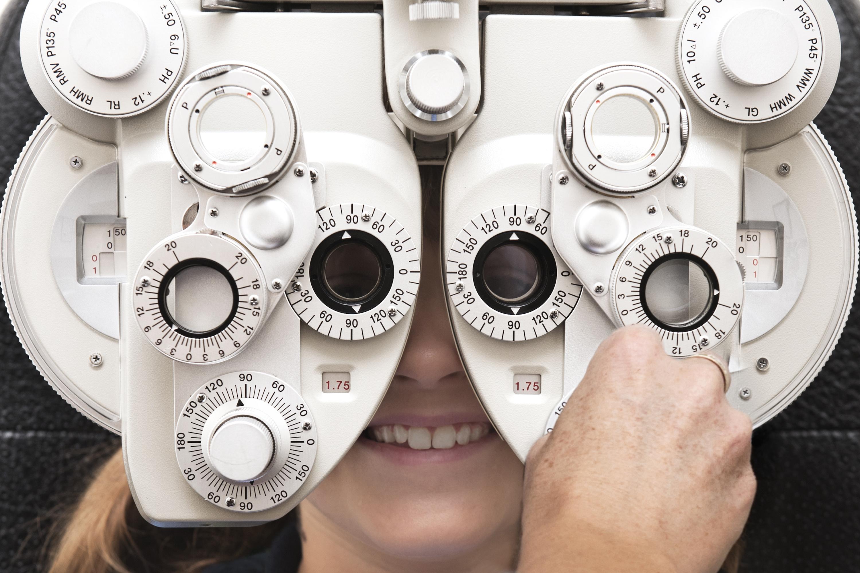 Calculating your glasses prescription