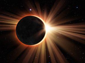 Lecture shows eclipse damage